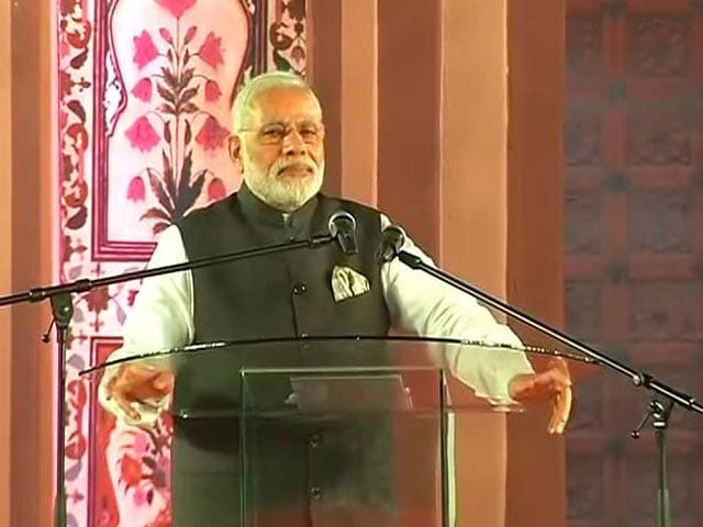 Video : Aiming To Take India's Growth Beyond 8%: PM Modi In Nairobi