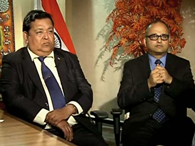 Video : L&T Infotech Brings Stability To Group: AM Naik