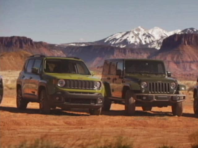 Video : Jeep In The 4X4 Capital
