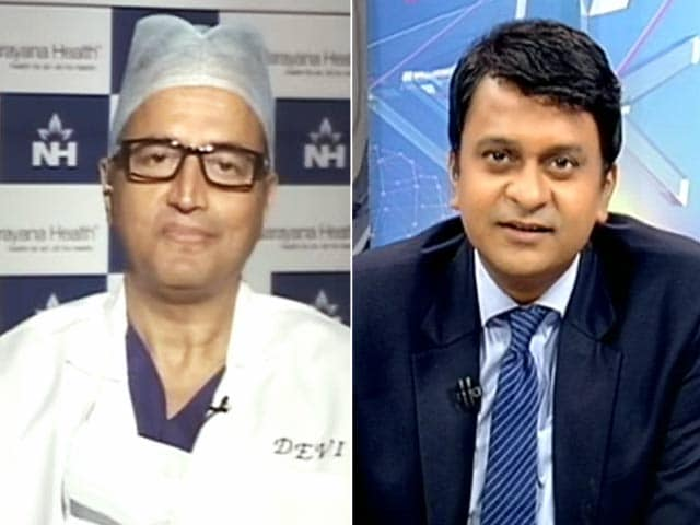 Video : Dr Devi Shetty On Narayana Hrudayalaya's Business Model
