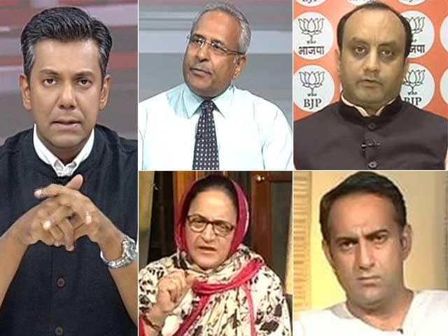 Video : Kashmir Crisis: PM Appeals For Calm, Restraint