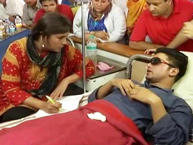 Video : 5 Days, 100 Eye Surgeries: Pellet Guns Take A Toll In Kashmir