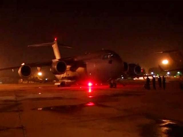 Video : Op SankatMochan: 600 Indians To Be Airlifted From War-Torn South Sudan