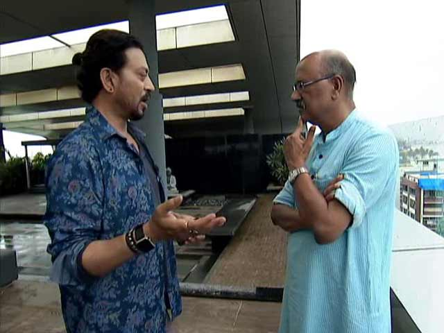 Video : <i>Walk The Talk</i> With Irrfan Khan, A Throwback Video (Aired: July, 2016)