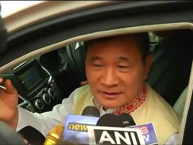 Video : Arunachal Trust Vote Tomorrow, Will Congress Lose Another State?