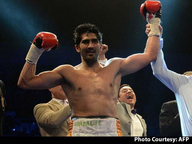 Video : I Dedicate WBO Title to Muhammad Ali: Vijender Singh