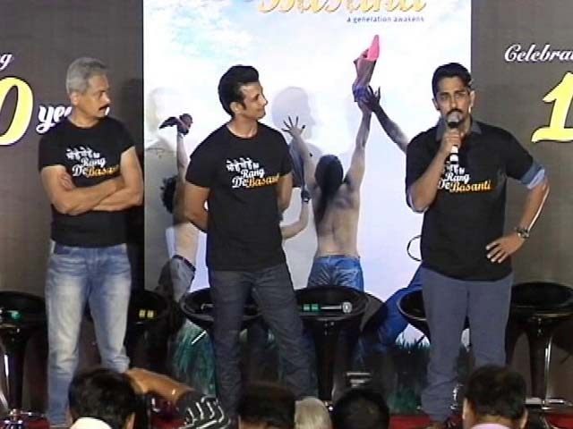 Video : Harrassment Cases Are Inspired by Onscreen Incidents: Siddharth
