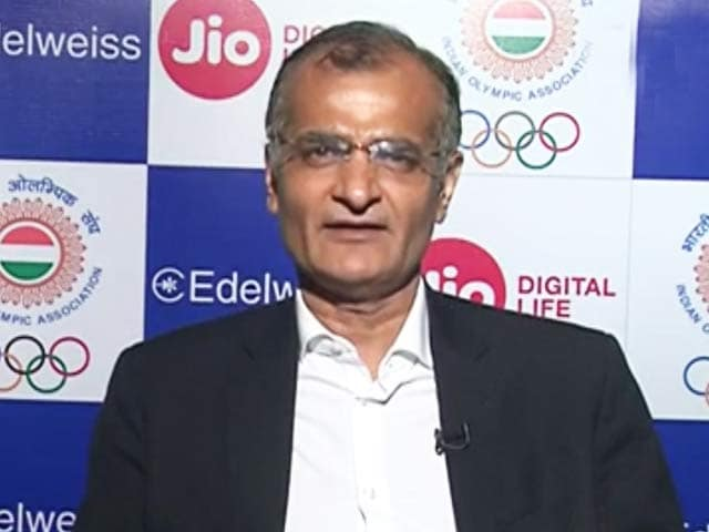 Video : Rashesh Shah's Views On Markets, Q1 Earnings