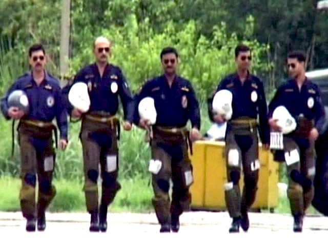 Video : 17 Years After Kargil War, Pilots Share How They Outwitted Pakistan