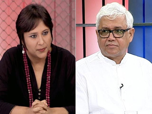 Video : Syria, Turkey, Brexit - All Linked To Climate Change: Amitav Ghosh To NDTV