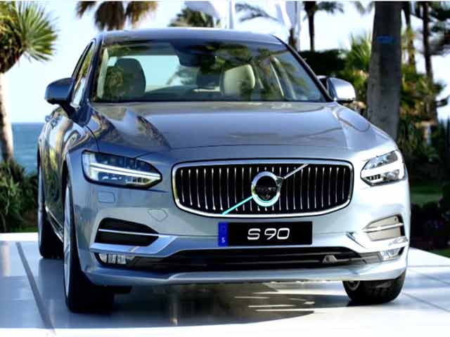 Volvo S90 Price In India Images Mileage Features Reviews Volvo