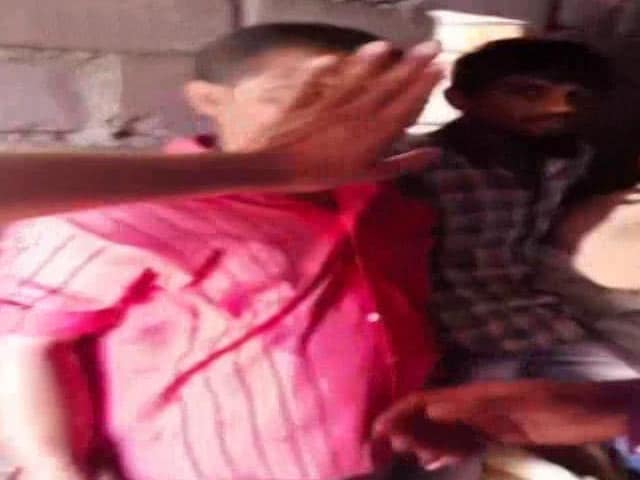 Video : New Gujarat Video Shows Tannery Workers Attacked In May