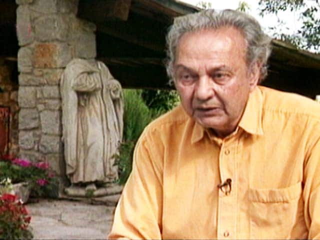 Video : Legendary Artist Sayed Haider Raza Dies in Delhi. He Was 94
