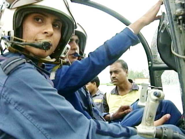 Exclusive The First Indian Air Force Women Who Went Into Combat