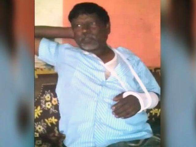 Videos : कर्नाटक के चिकमंगलूर जिले के कोप्पा गांव में एक दलित की पिटाई