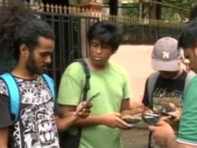 Video : Policed By Cops, Mumbai Pokemon Fans Go Catch 'Em Elsewhere