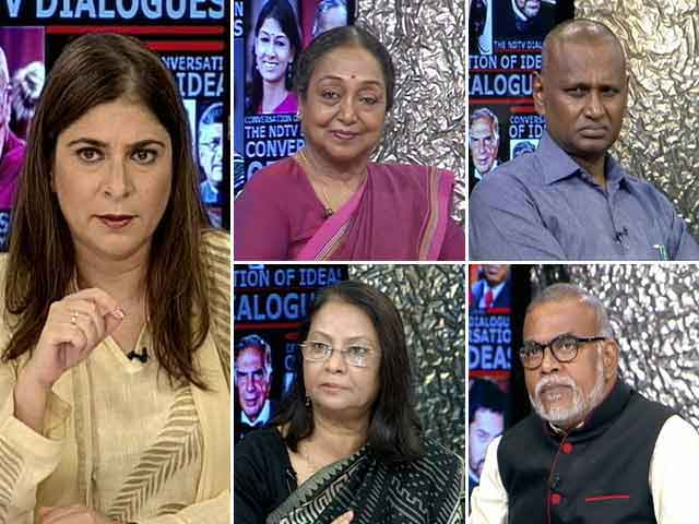 Video : The NDTV Dialogues: Caste Matters In 21st Century India