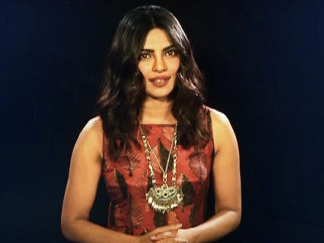 Video : Priyanka Chopra Pledges To Donate Her Organs, Lends Support To The Initiative