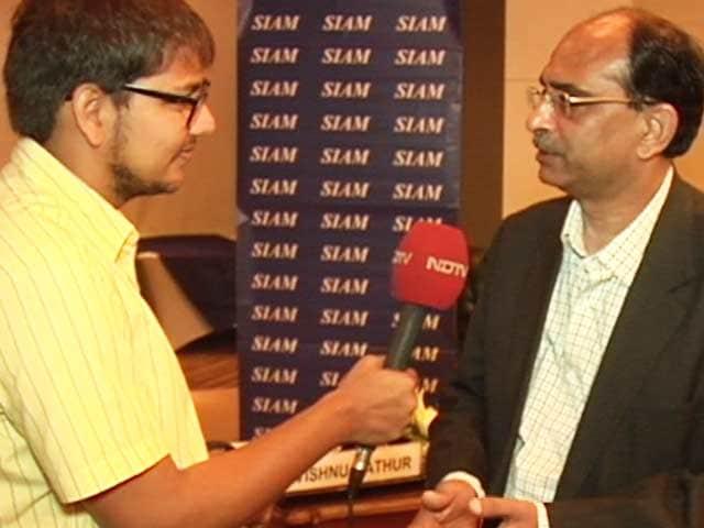 Video : SIAM 1st Quarter Sales Report