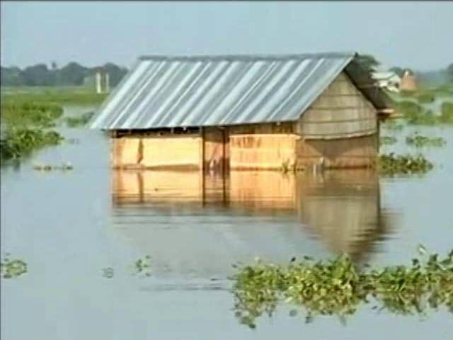 Video : Assam Floods Submerge 22 Districts, Hundreds Of Villages, Leaves 13 Dead