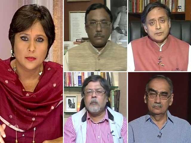 Video : Mehbooba On Burhan Wani; Hafiz Saeed Provokes: PM Modi's Pak Policy Confused?