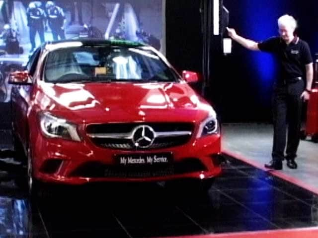 Video : Mercedes-AMG SLC43 AMG, SIAM Report, Mercedes-Benz Service and Monsoon Car Care
