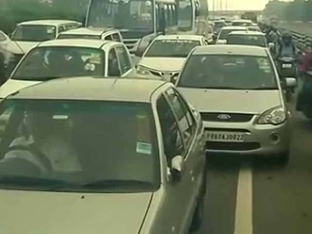 Video : Gurgaon's Monsoon Nightmare: Who Is To Be Blamed?