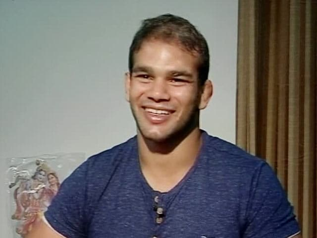 Video : A Doping Ban Would Have Been a Huge Scar: Narsingh Yadav