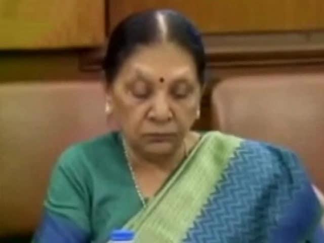 Videos : नेशनल रिपोर्टर : आनंदीबेन की जगह गुजरात का सीएम कौन?