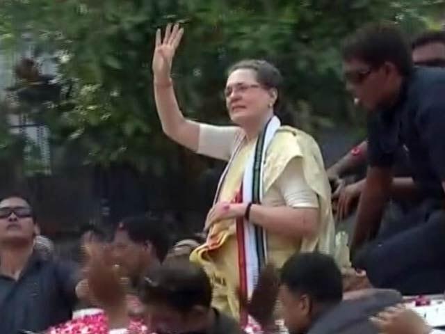 Video : इंडिया 7 बजे : सोनिया गांधी को तेज बुखार, वाराणसी में कांग्रेस का रोड शो अधूरा