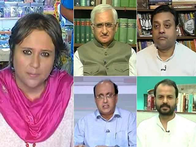 Video : Sonia Takes Battle To PM Modi's Turf: Roadshow Cut Short, Says, 'I'll Be Back'