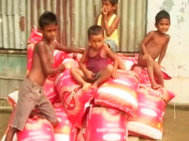 Video : As Flood Situation Improves In Assam, Children Continue To Suffer