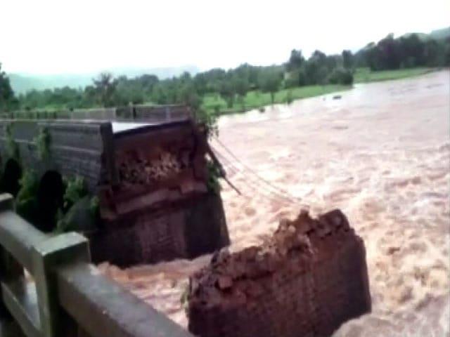 Videos : आफत की बारिश : रायगढ़ और नासिक में तबाही का मंजर
