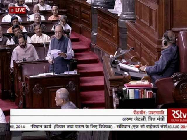 Video : GST, India's Biggest Tax Reform, Clears Rajya Sabha Test