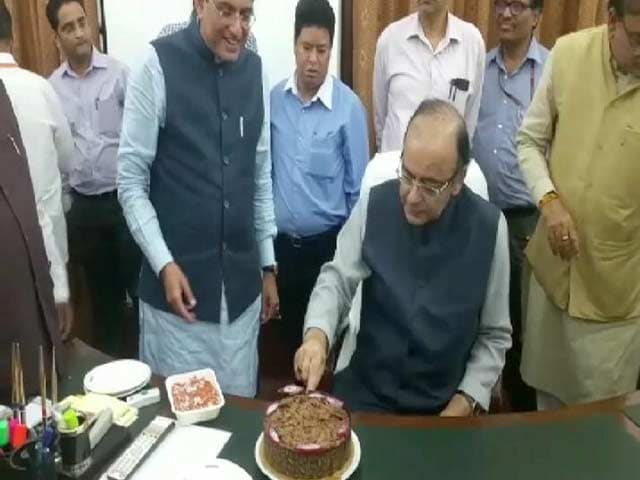 Video : 'Happy Birthday GST'. India Moves Towards Largest Tax Reform