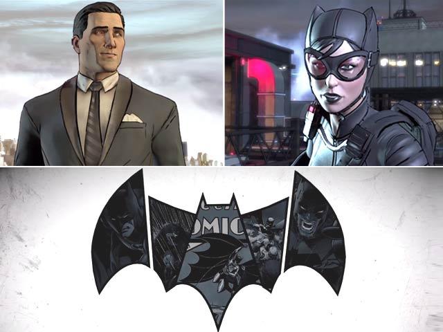 Video : Batman: The Telltale Series - Episode 1 Review
