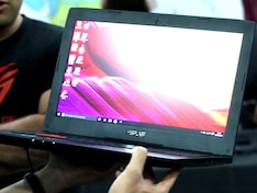 Asus ROG GX 700 Gaming Laptop with Liquid Cooling: First Look