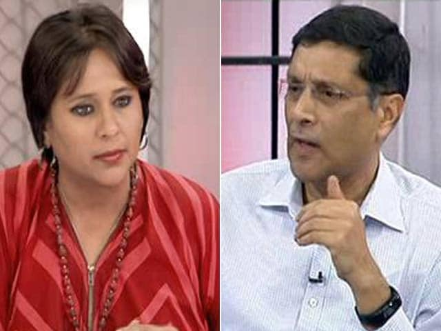 Video : Keep GST Below 20% For Inflation To Be In Check: Arvind Subramanian To NDTV