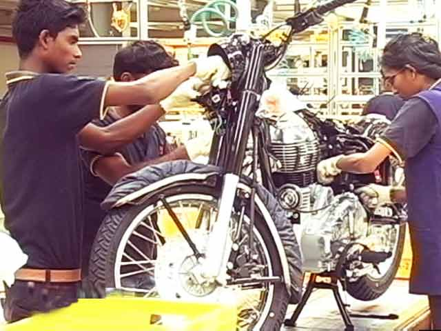 Video : Eicher Motors Success Story: Royal Enfield