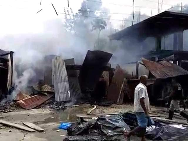 Video : 13 Killed, Many Injured After Terrorists Open Fire In Assam's Kokrajhar
