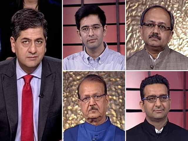 Video : The Political Fight: Where Is The Conciliatory Tone?