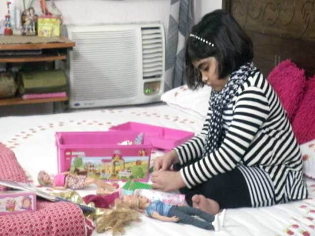 Video : A Second Lease Of Life For 8-Year-Old Zainab