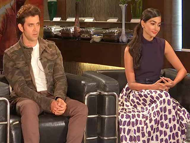 Hrithik, Pooja Highlight That Mohenjo Daro is 'Not a Documentary'