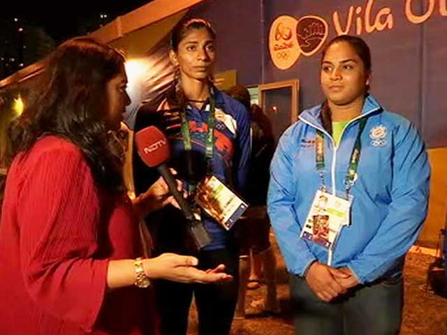 Video : Rio 2016: Indian Kits Not up to International Standard, Say Athletes