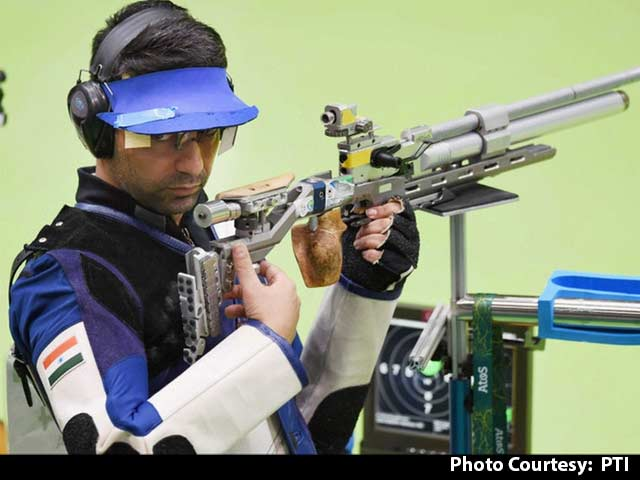 Gave My Heart And Soul But It Wasn't Enough For Medal: Abhinav Bindra