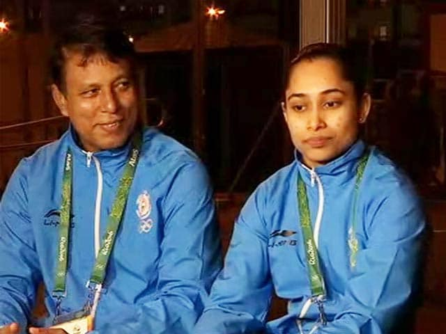 Video : Rio 2016: I am Under no Pressure For Vault Finals, Says Dipa