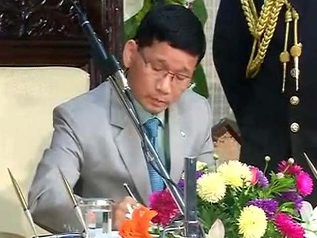 Video : Kalikho Pul, Ex-Arunachal Chief Minister, Found Dead, Left Note In Diary