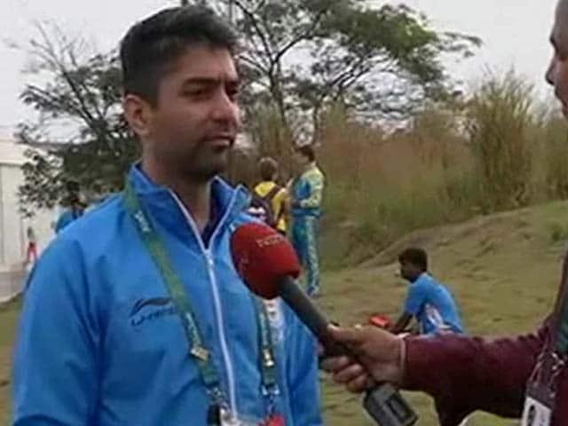 Videos : रियो ओलिंपिंक : अभिनव बिंद्रा ने कहा- निराश नहीं हैं, मैंने अपना बेस्ट दिया