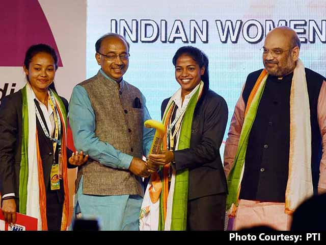 Video : Our Target is Tokyo 2020, Says India's Sports Minister Vijay Goel