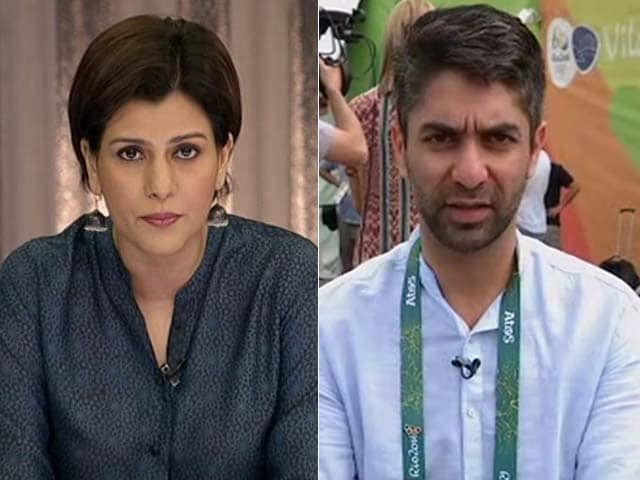 Video : Doesn't Matter What Few Old People Say: Abhinav Bindra on Shobhaa De